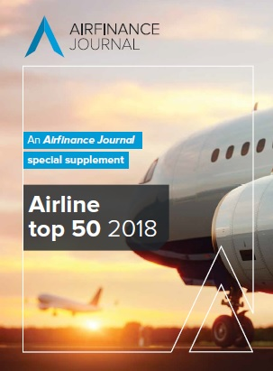 Airline Top 50 2018 Supplement